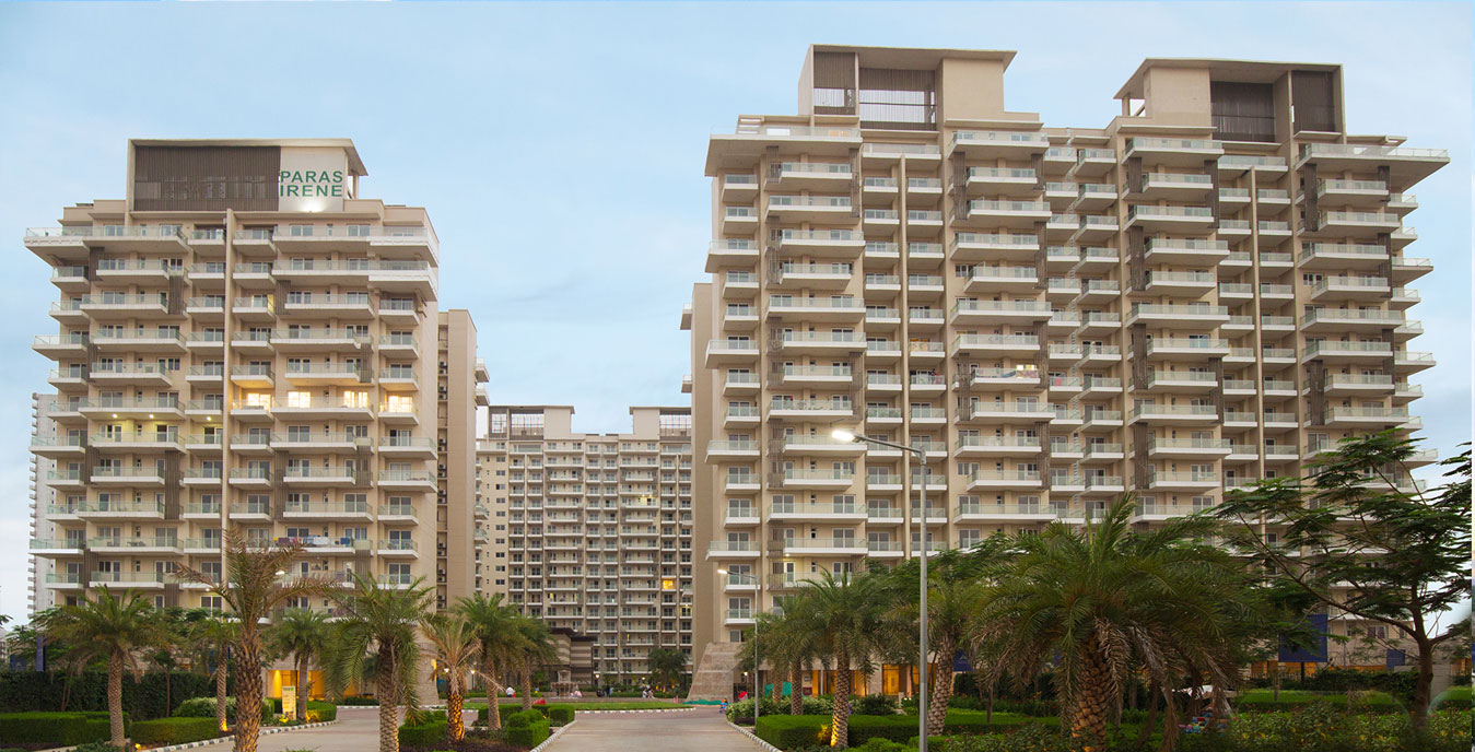 Paras Irene Residental project at Sector 70A Gurgaon