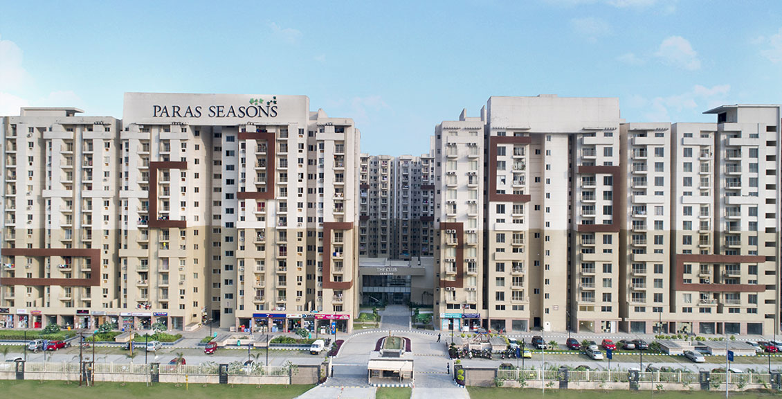 Paras Seasons Residential project